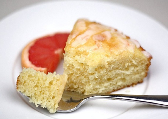 Texas Ruby Red Grapefruit Cake With A Hint Of Mint Recipes ...