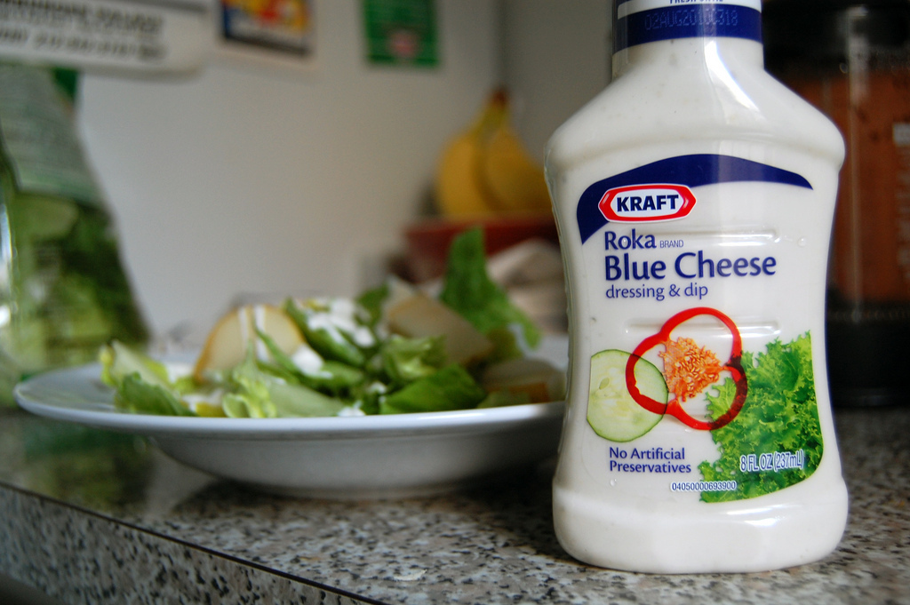 Can Dogs Eat Blue Cheese Dressing