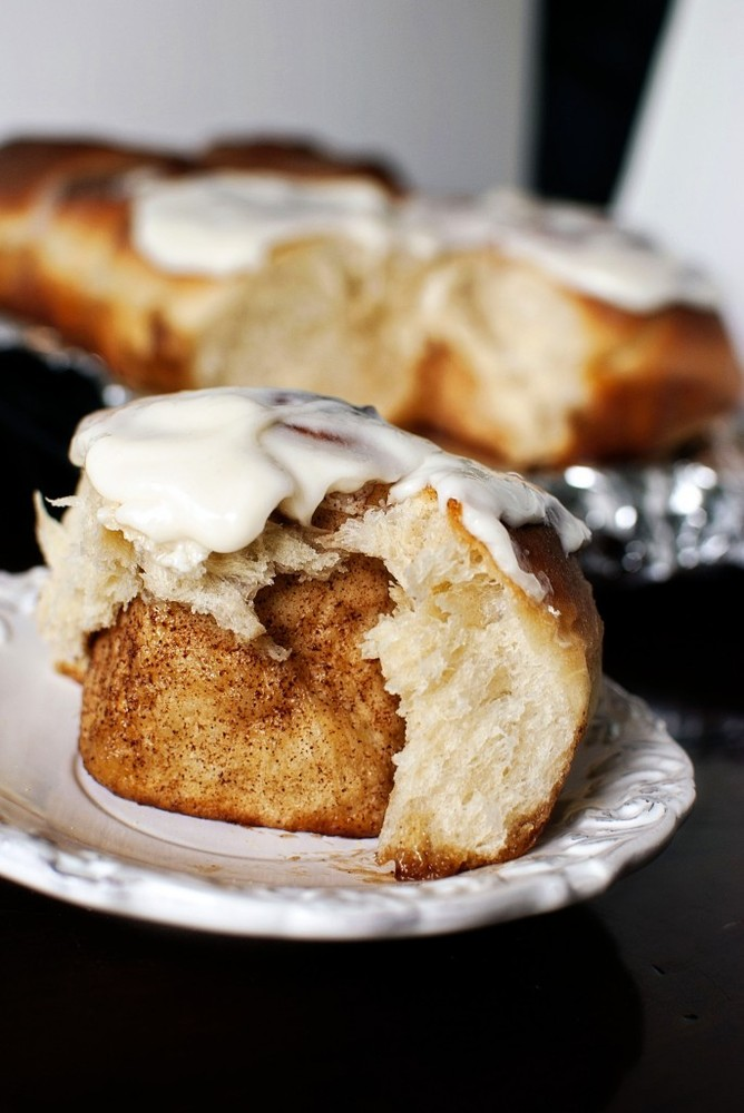 Cinnamon Rolls And Sticky Buns To Make Mornings Sweeter (RECIPES)