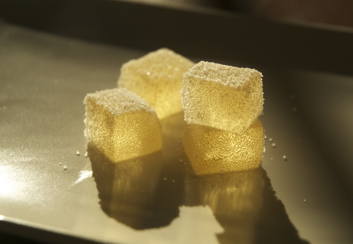 Feed your inner child with a homemade candy recipe photos for Food52 lemon bar
