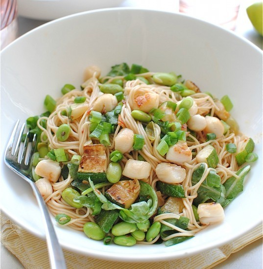 Easy bay scallop recipes