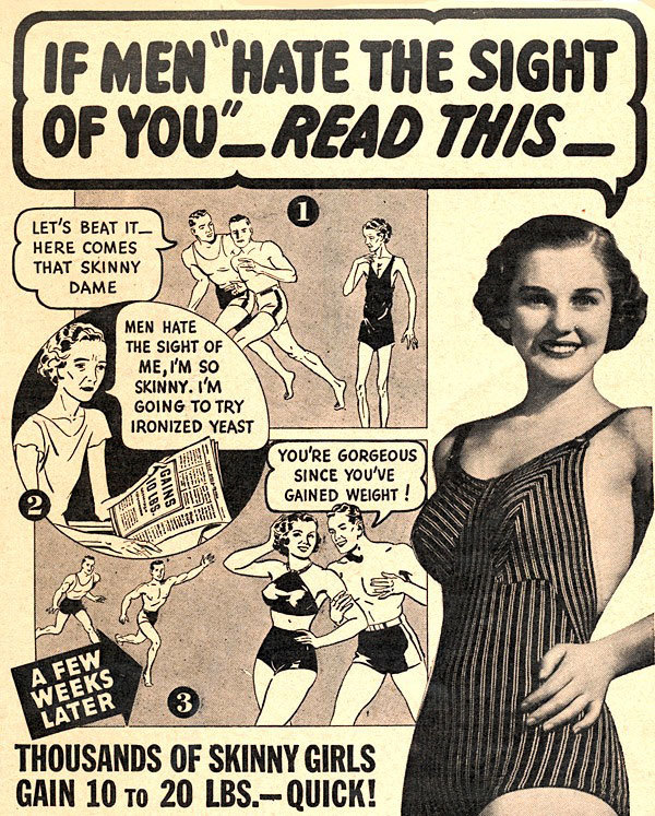11 Sexist Vintage Ads That Will Have Your Head Spinning | The ...: http://www.huffingtonpost.com/2014/01/16/vintage-sexist-ads_n_4612110.html