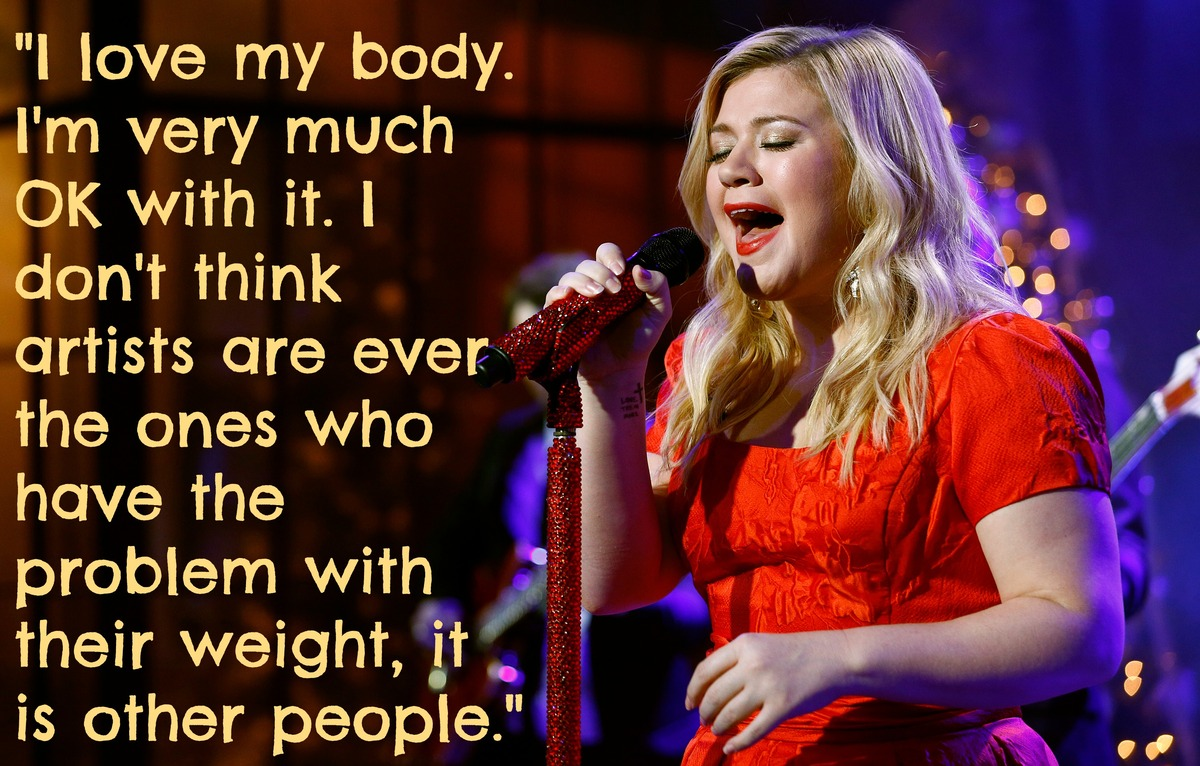 Top 25 Celeb Quotes About Fitness, Diet, Body Image, and ...