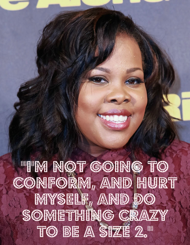 Celebrity Quotes About Body Image - Teen Vogue