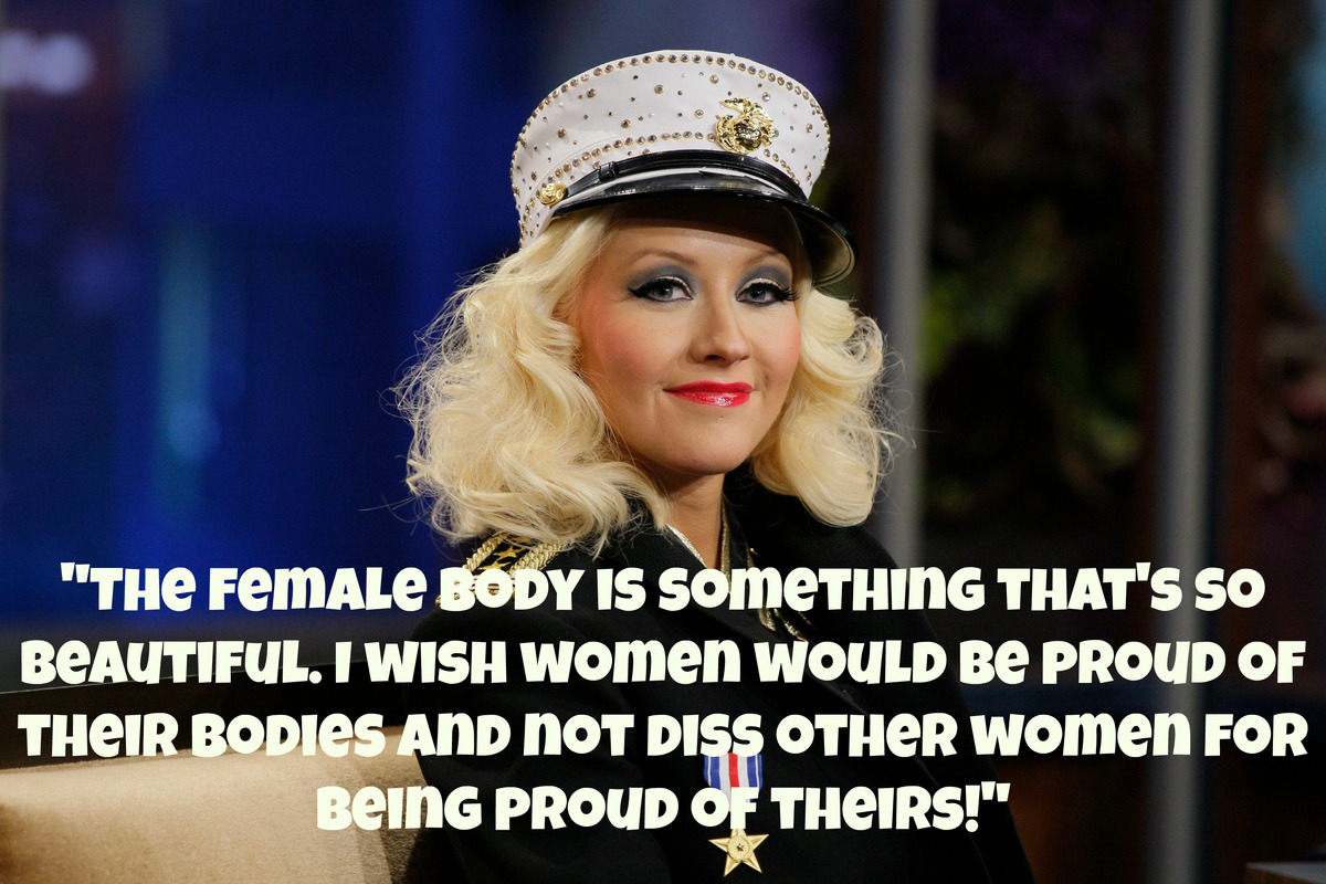 Famous Celebrity Quotes : quotes+about+positive+body+image ...