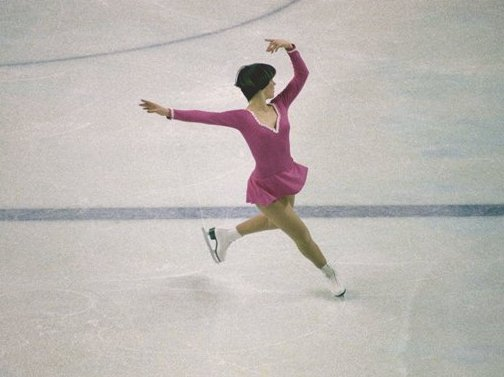 8 olympic figure skaters you were obsessed with as a kid