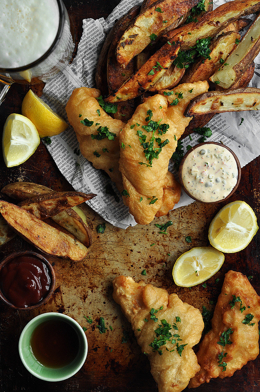 Fish And Chips Recipes You'll Want To Fry Up At Home | The Huffington ...