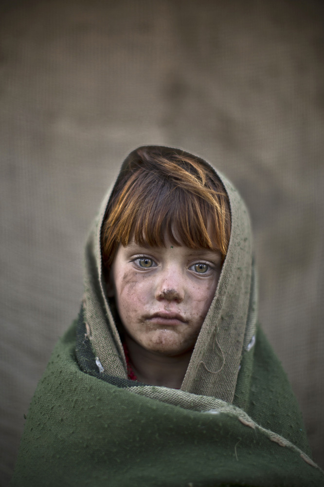 ... Refugee Children Living In The Slums Of Islamabad (PICTURES