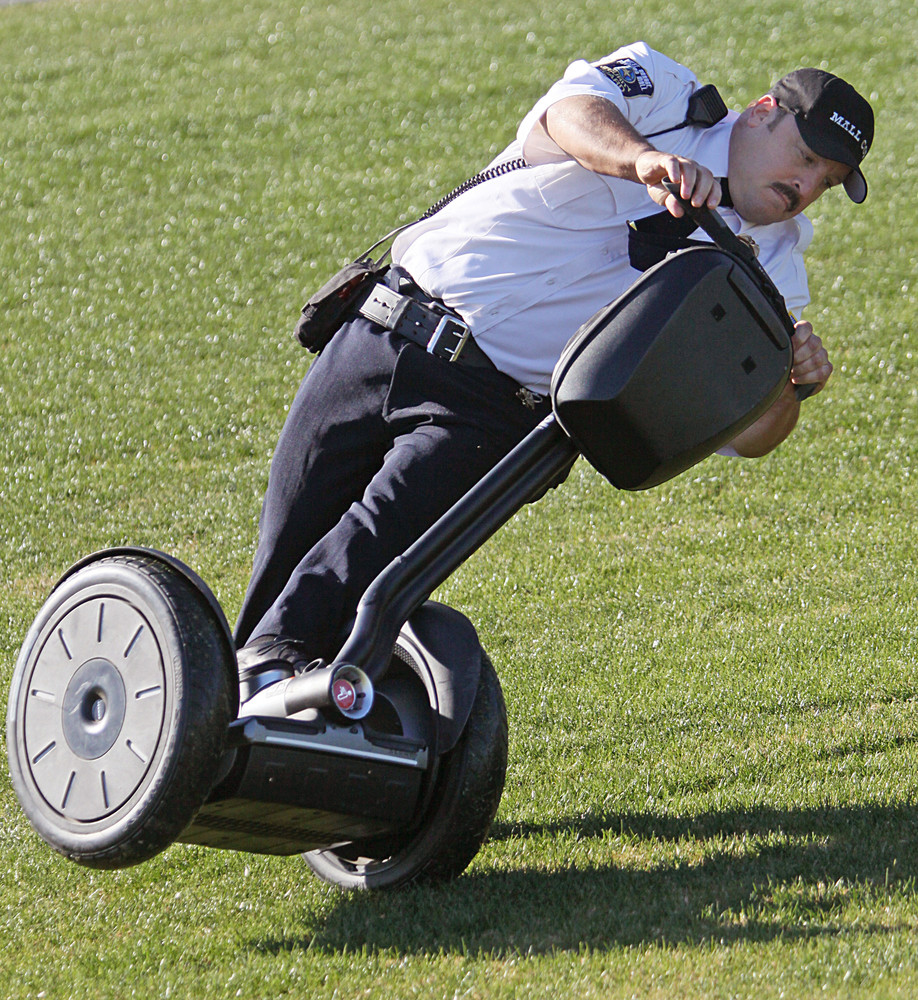 Ryno Vs Segway Is It Time To Crown A New Lamest Vehicle