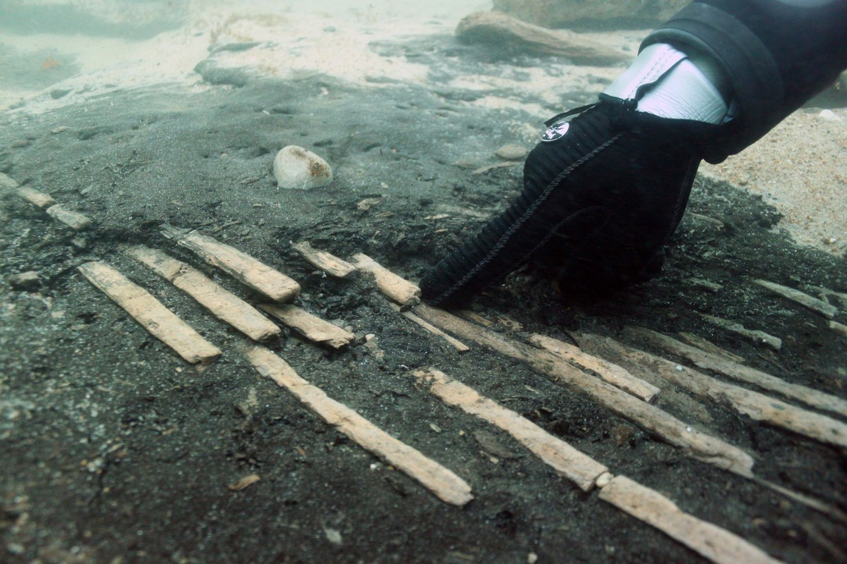 'Swedish Atlantis' Artifacts From Stone Age Found In Baltic Sea  Slide_335288_3371640_free