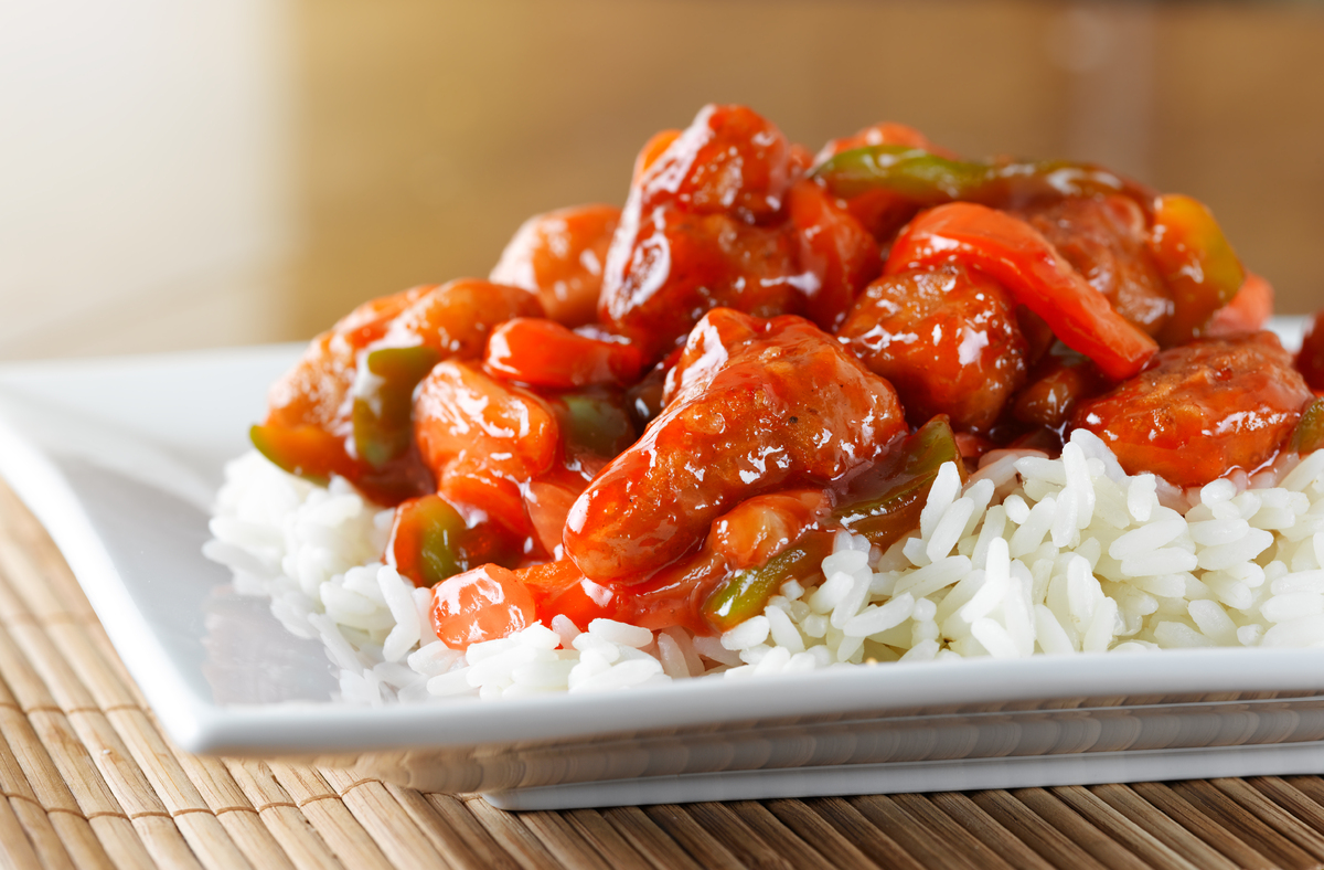 Traditional chinese food is very different from restaurant for All about chinese cuisine