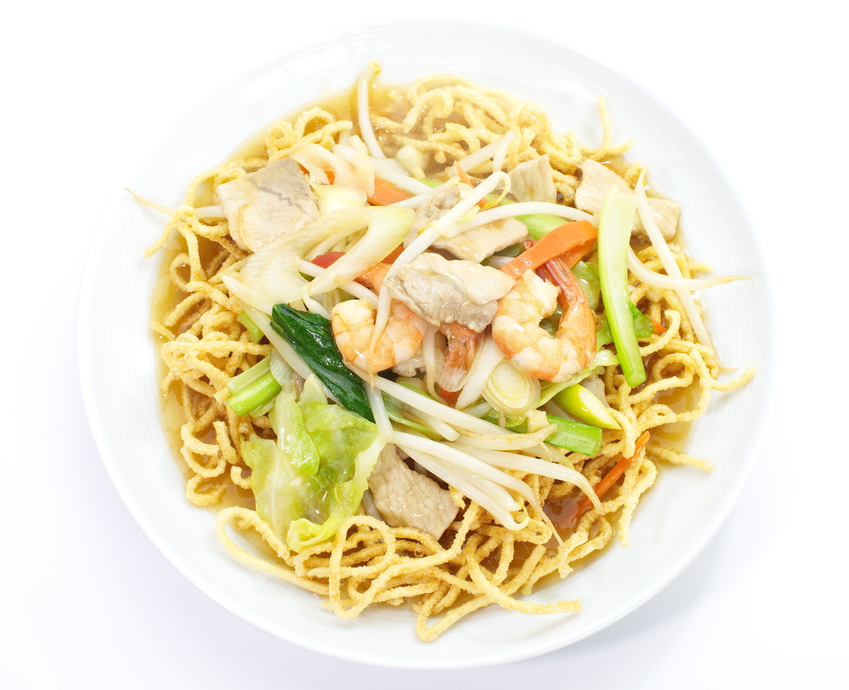 Food dish top view images galleries for Authentic cantonese cuisine