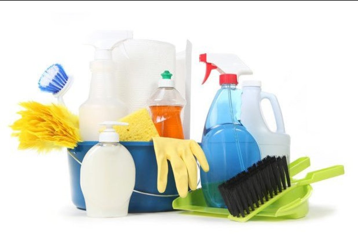 free clipart kitchen cleaning - photo #22