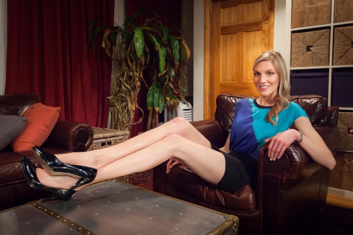 Longest Legs Porn 4