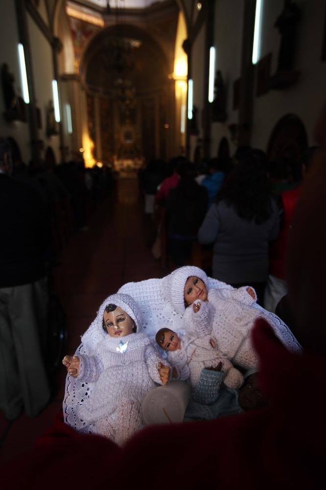Candlemas 2014 Mexican Catholics Observe D 237 A De La