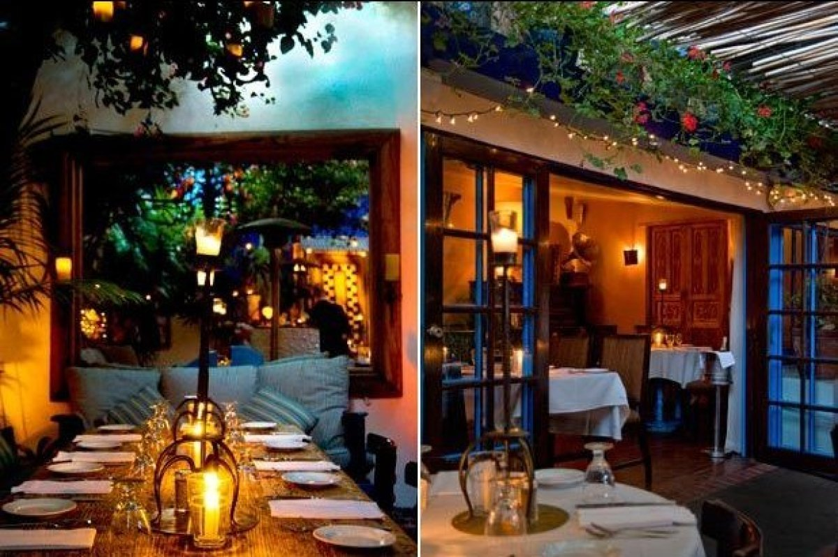The Most Romantic Restaurants In America Huffpost