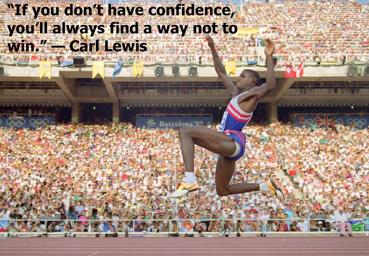 a brief biography of carl lewis the great olympian winner Carl lewis is one of the greatest track and field athletes that the sporting world  has till date witnessed  quick facts  in spite of winning four gold medals in a  single olympic, lewis found it hard to get lucrative endorsement.