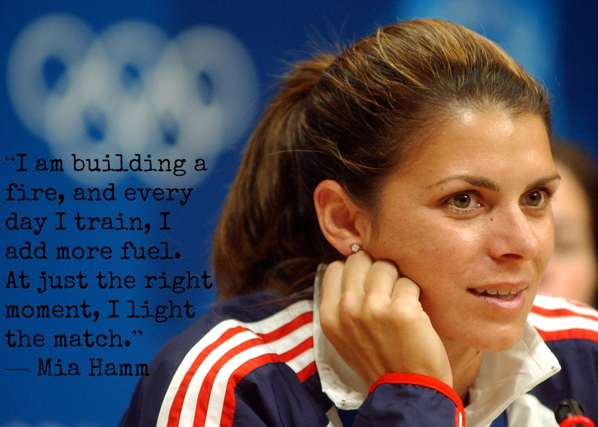 Quotes By Famous Women Famous Olympic Quotes To Get Inspired About The Games