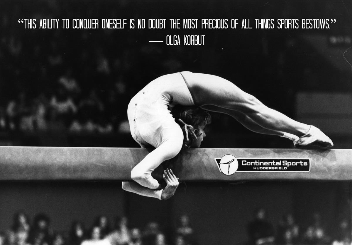 Girls Gymnastics Quotes Inspirational. QuotesGram