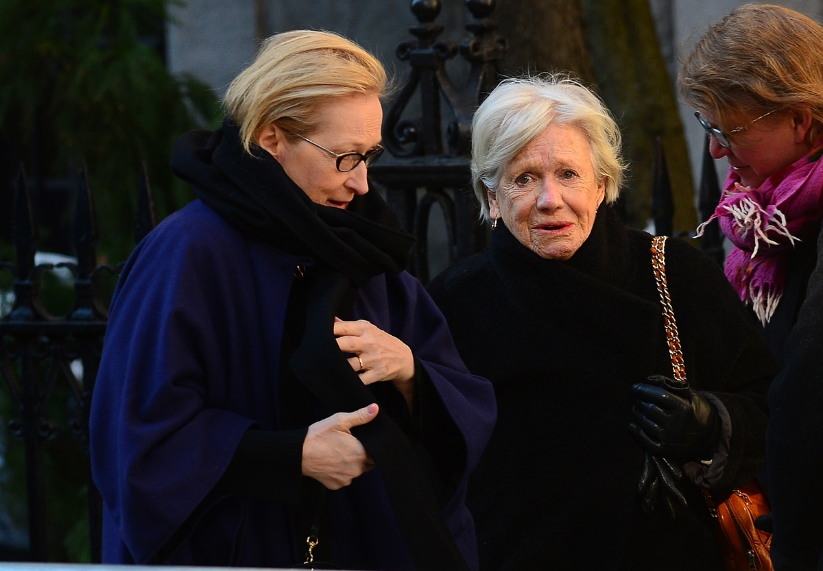 Philip Seymour Hoffman's Funeral Attended By Host Of Stars ...