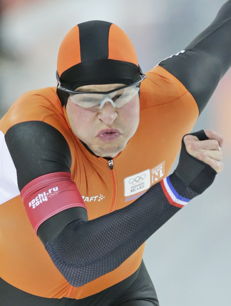 Pictures Of Funny Faces From The Sochi 2014 Winter Olympics (PHOTOS