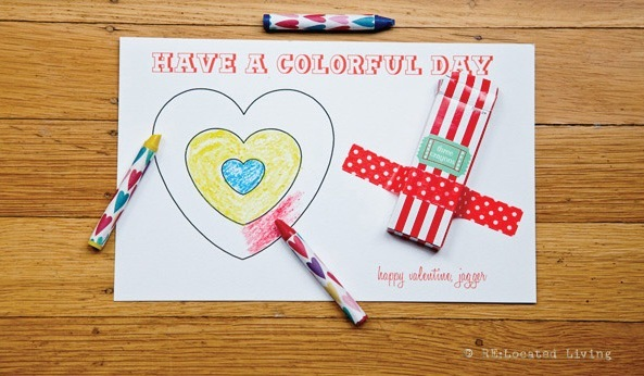 8 Cute Valentine's Day Ideas That Are So Simple, A Child Could Do ...