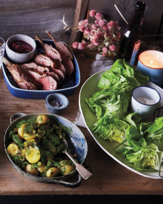 Rack Of Lamb Recipes That'll Make You Look Like A Kitchen ...