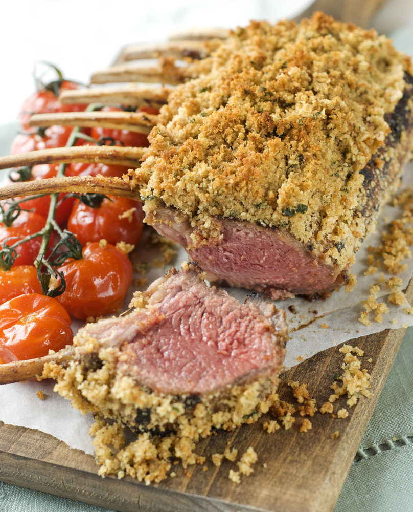Classic Rack Of Lamb Recipe — Dishmaps