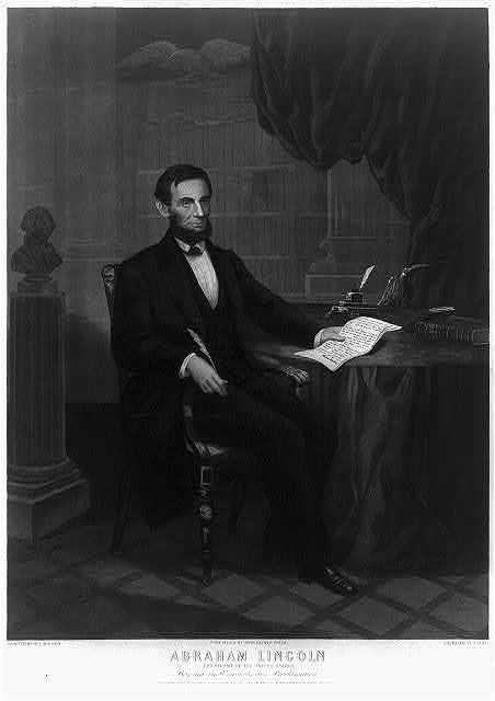 abraham lincoln did not free the I just asked a question about why black people dont specifically honor lincoln during black history month & i got several answers sayingbecause he didnt want to free them & because he actually hated american indians so is that the general consensus about that.