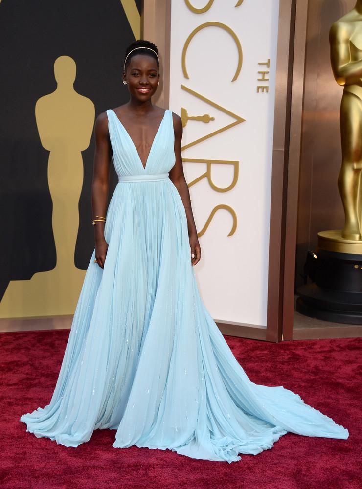 Pinterest Picks - Oscars 2014 Red Carpet
