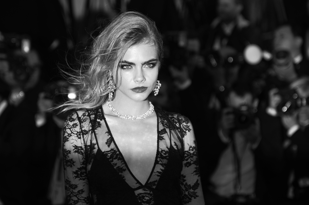 Image result for cara delevingne vogue