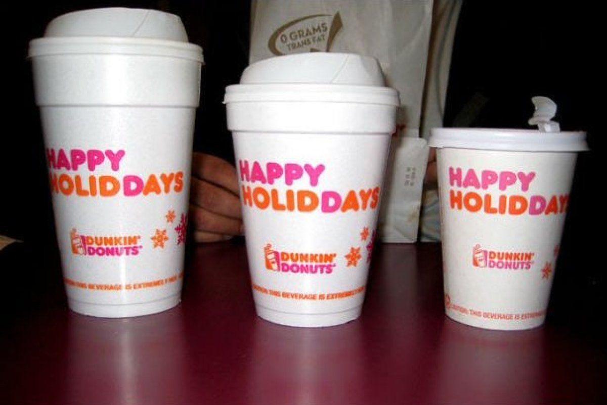 The 5 Unhealthiest Hot Dunkin' Donuts Drinks | HuffPost