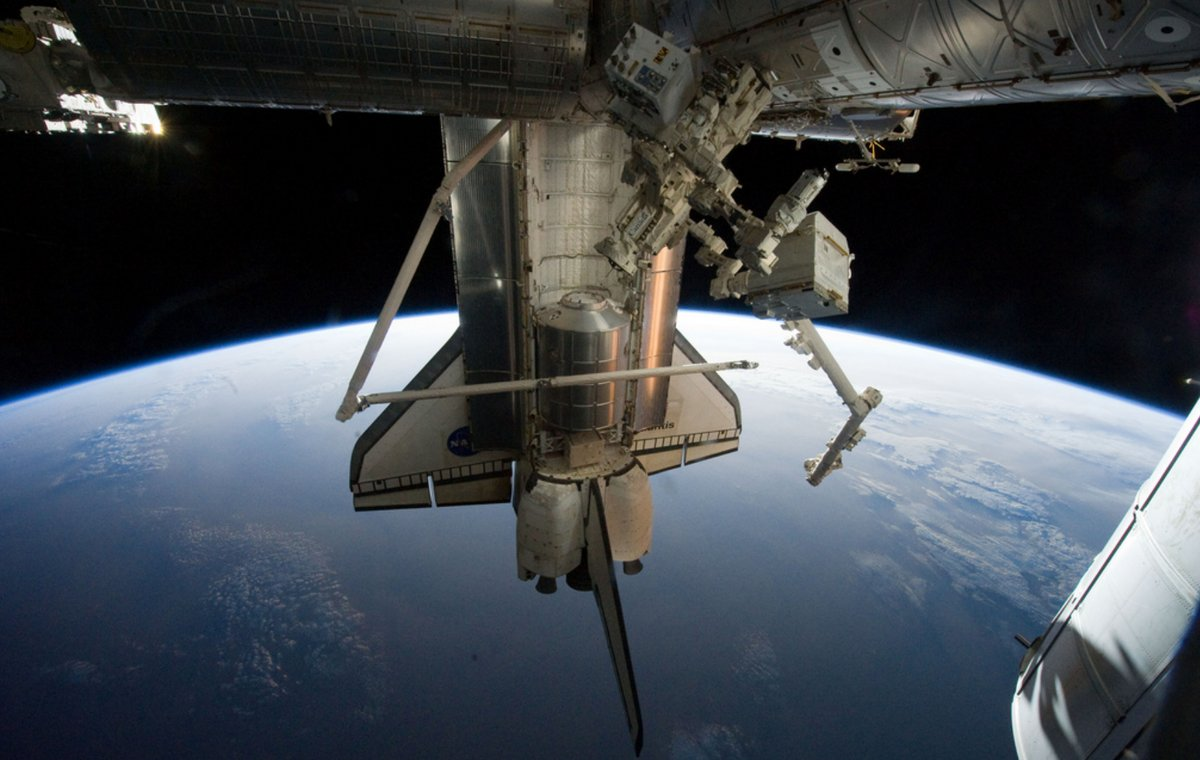 space shuttle gravity - photo #7