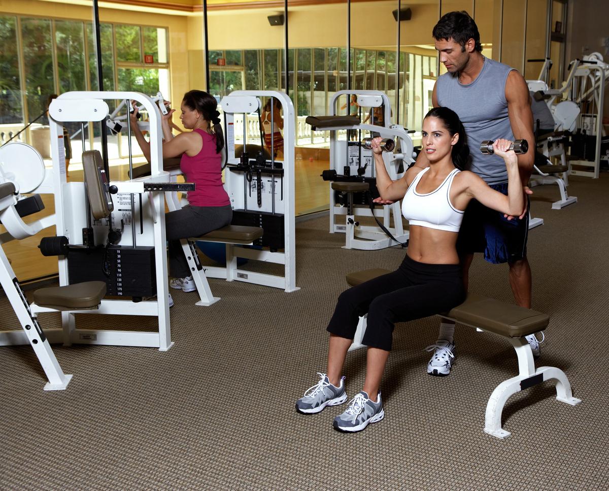 Los 20 errores m s frecuentes que cometemos en el gimnasio for El gimnasio es un deporte