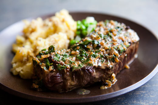 Steak Sauce Recipes That Go Way Beyond A1 (PHOTOS)