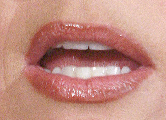 Is Sarah Palin's Lipliner A Tattoo? (SLIDESHOW, POLL)