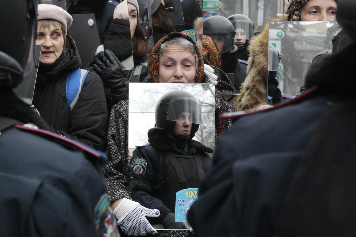 Mujeres en lucha (Homenaje)