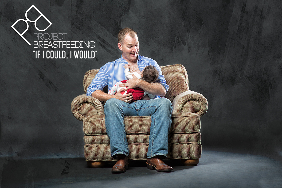 These Dads Are Going Above And Beyond To Support Breastfeeding ...