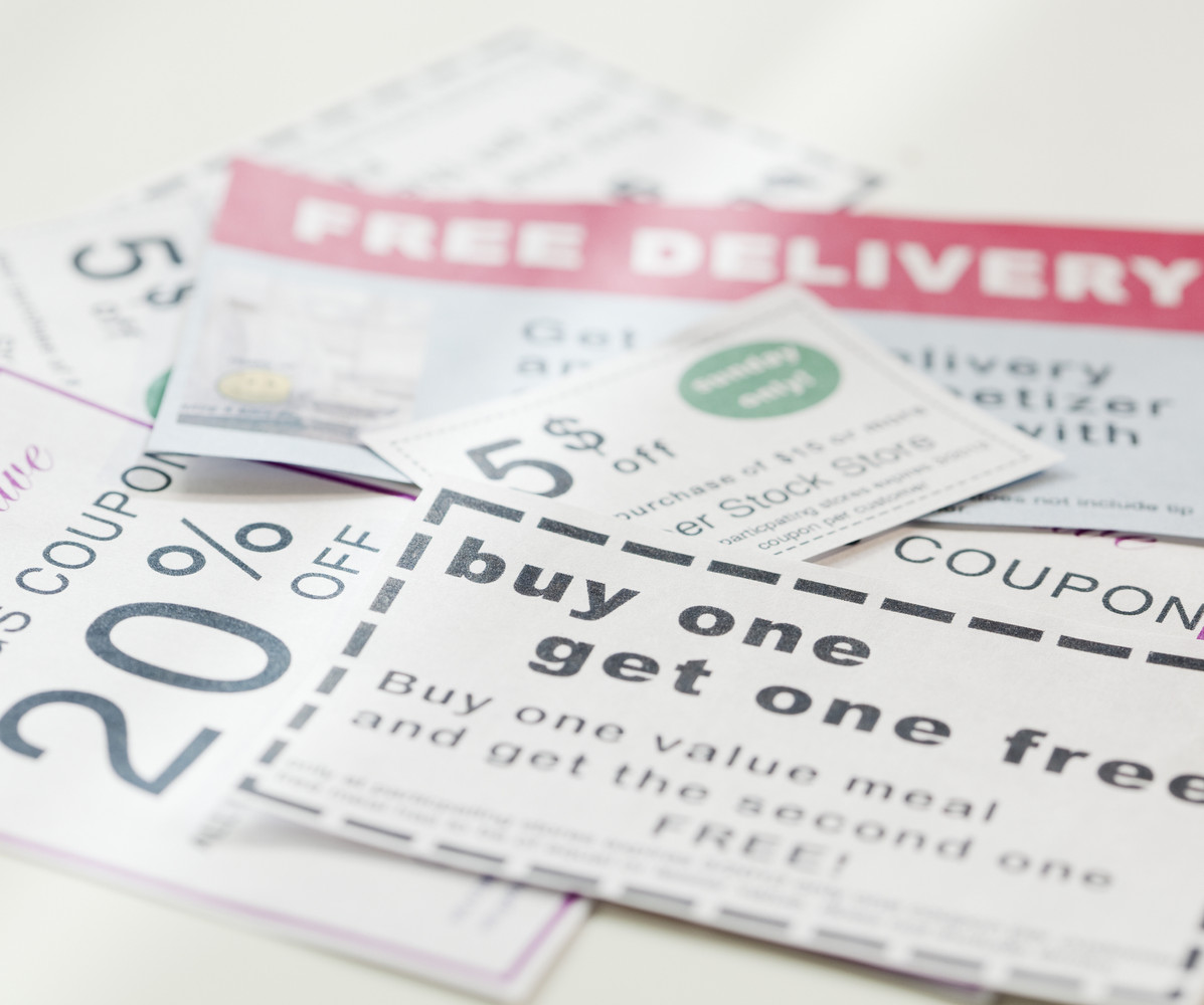 Collection of vouchers