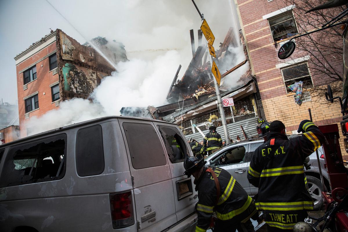 【米国】韓国人の寿司店でガス爆発、建物崩壊 約20人重軽傷、2人行方不明©2ch.net YouTube動画>7本 ->画像>51枚
