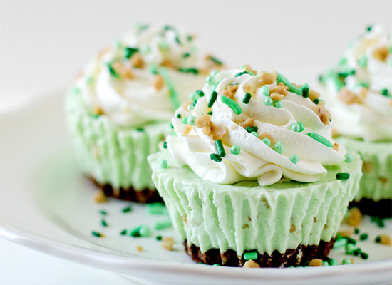 Green Dessert Recipes For St. Patrick's Day (PHOTOS) | HuffPost