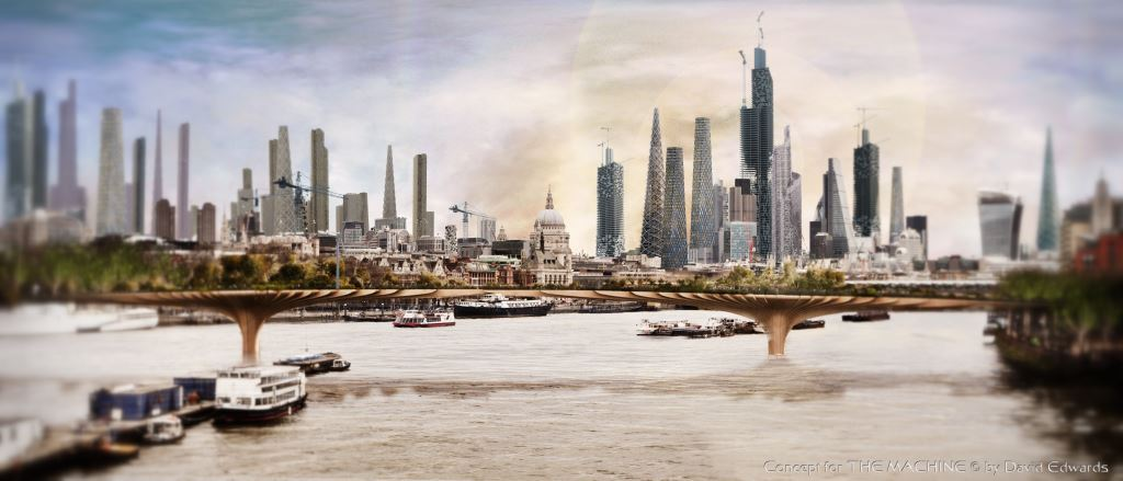 Future London Concept Images: Will Skyscrapers Dominate The Capital In ...