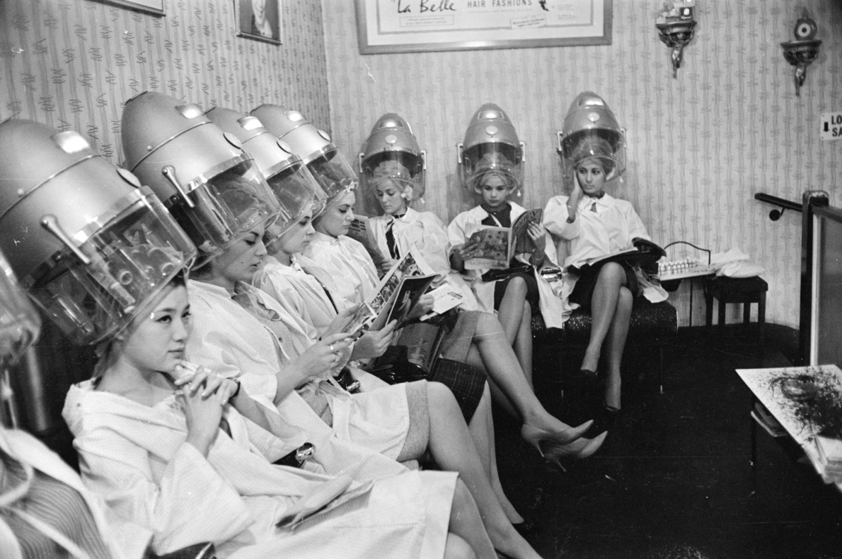 Image result for old fashioned hair dryer