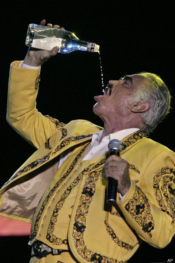 Vicente Fernández... Vicente Fernandez Mariachi