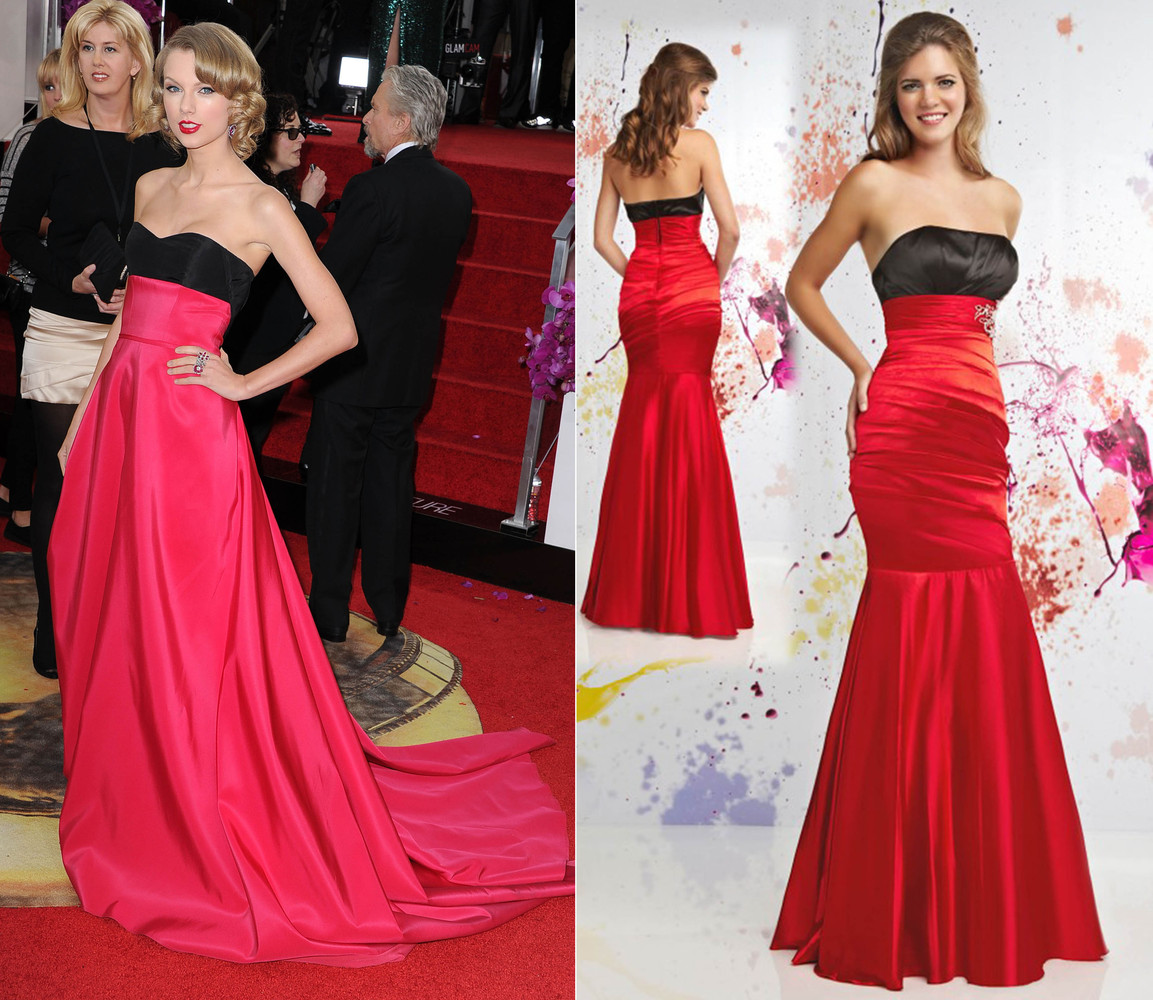 10 Prom Dresses Inspired By Taylor Swift   The Huffington Post
