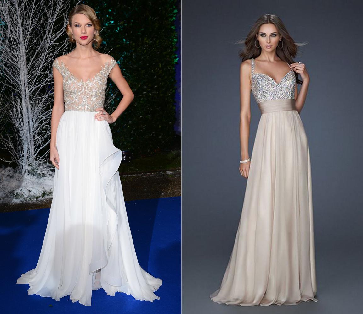 Großartig Taylor Prom Kleider Zeitgenössisch - Brautkleider Ideen ...