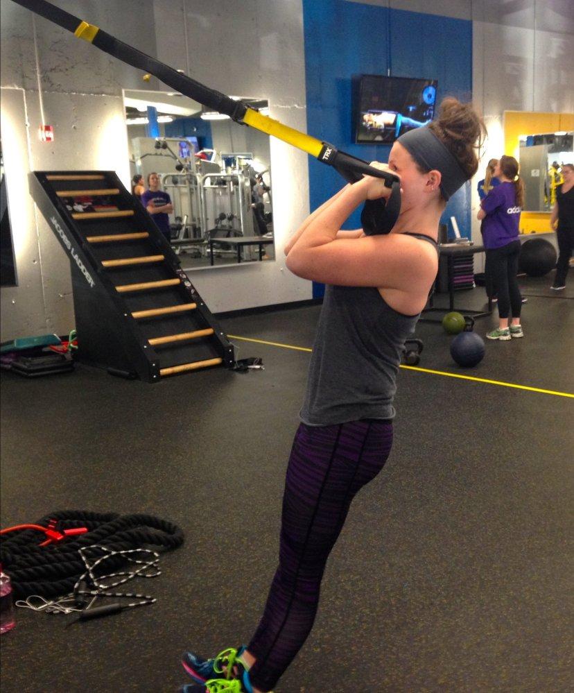Trx Training The Full Body Core Burning Workout You