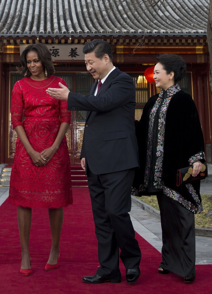 A Definitive Ranking Of Michelle Obama S China Tour Style