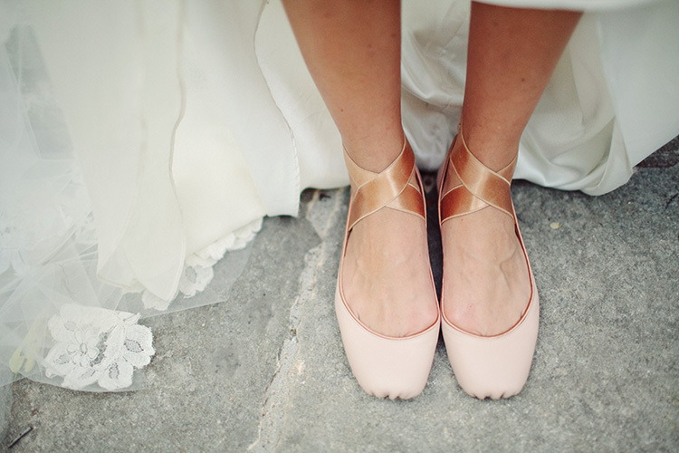 These Wedding Shoes Are Way Better Than Heels Your Feet