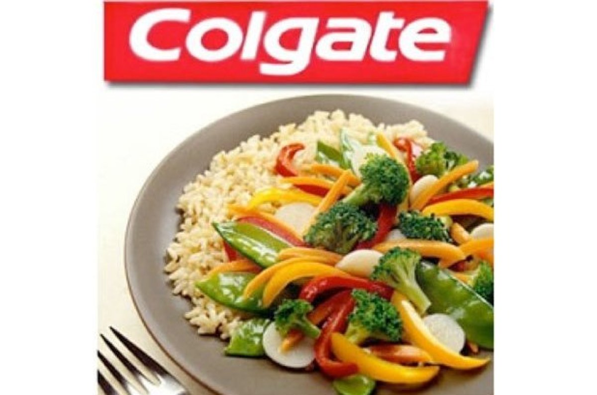 Colgate Kitchen Entrees A Catastrophe In The Kitchen With Image Mrscherylg Storify